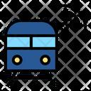 Train Subway Internet Of Things Icon