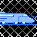 Train Transport Machine Icon