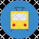 Train Tube Rail Icon
