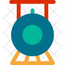 Train Convoy Metro Icon