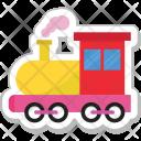 Engine Train Locomotive Icon