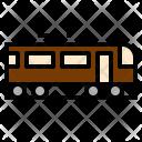 Train Subway Transportation Icon