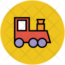 Train Baby Toy Icon