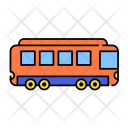 Train Carriage Container Icon
