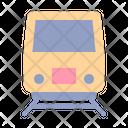 Train Trasnportation Travel Icon