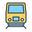 Train Trasnportation Travel Icon
