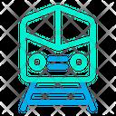 Railway Subway Metro Icon