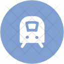 Train Locomotive Tramway Icon