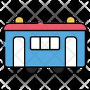 Train Bogie Train Coach Transport Icon