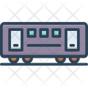 Train Coach Train Bogie Train Icon