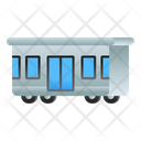 Train Coach Subway Railway Icon