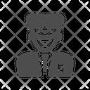 Train Conductor Icon
