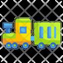 Train Delivery Train Railway Icon