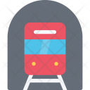 Train Delivery Shipping Icon