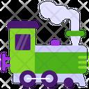 Locomotive Train Train Engine Rail Engine Icon