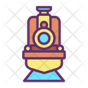 Isteam Engine Icon