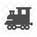 Railroad Rialway Transport Icon