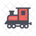 Train Engine Locomotive Train Diesel Engine Icon