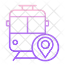 Train Location Icon