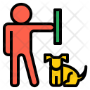 Train Pet Icon