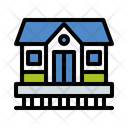 Train Station Railway Station Building Icon