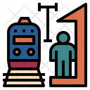 Train Station Subway Icon