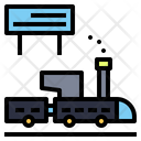Train Station Train Station Icon