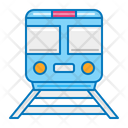 Train Station Train Railway Station Icon