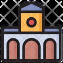 Train Station Railway Train Icon