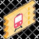 Train Ticket Icon