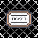 Train Ticket Railway Ticket Train Icon