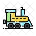 Train Toy Toy Play Icon