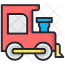Train Transport Toys Icon