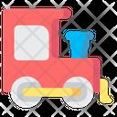 Train Transport Toys Icon