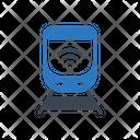 Train Wifi Icon