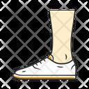 Shoe Footwear Trainers Icon