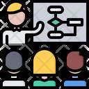 Training Presentation Code Icon