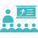 Training Coaching Lecture Icon