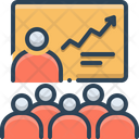 Training Learning Instructor Icon