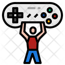 Training Game Action Icon