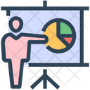 Seo Training Lecture Icon