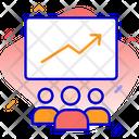 Whiteboard Training Teaching Icon