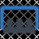 Training Mobile Seo Plan Icon