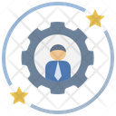 Training Manager Operation Icon