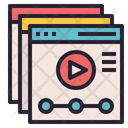 Course Online Training Icon