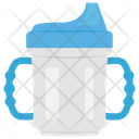Training Cup Drinking Beaker Sippy Cup Icon