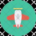 Training Jet Icon
