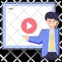 Training Video Icon