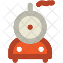 Tram Train Locomotive Icon