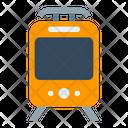Public Transport Subway Train Icon